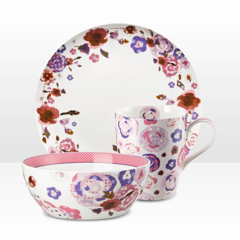 ... hutschenreuther-lots-of-dots-collection-pink-ejihqd ...  sc 1 st  Shirley Muijrers : hutschenreuther dinnerware - Pezcame.Com